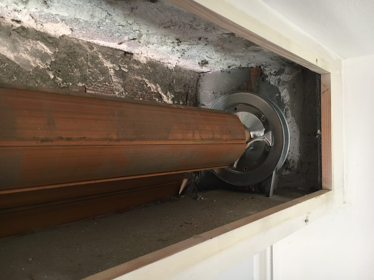 Davanzale Interno Della Finestra spiffero malefico dalle nuove finestre - lazzari serramenti